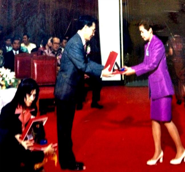 รางวัลคุรุสดุดีครูดีเด่นระดับประเทศ